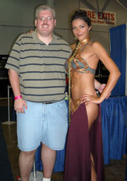 Scott Toth & Adrianne Curry